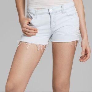 J brand cut off shorts